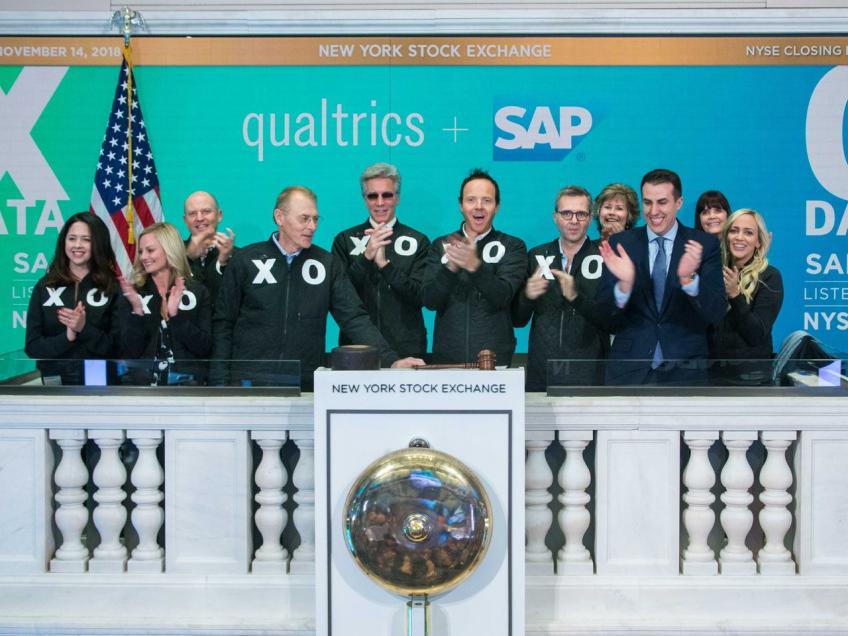 Utah's SAP-owned Qualtrics International files for US IPO, seeks $14.4bn valuation