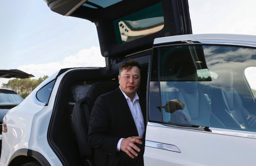 California's Tesla shares surge to record peak after robust 2020 deliveries