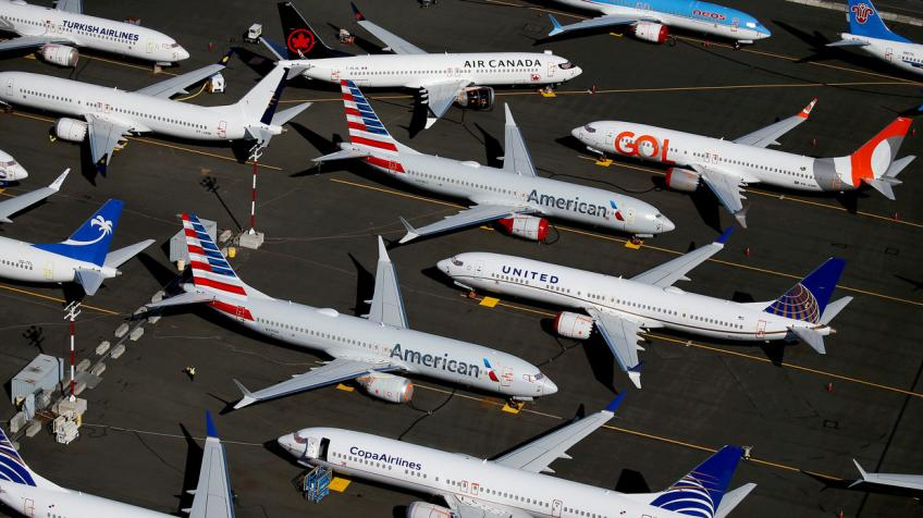 Seattle's Boeing agrees $2.5bn settlement on US criminal probe into 737 MAX crashes