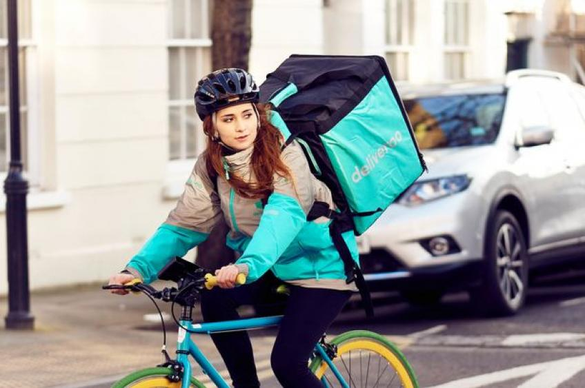 UK's Deliveroo raises $180 million from existing investors, valued over $7 billion