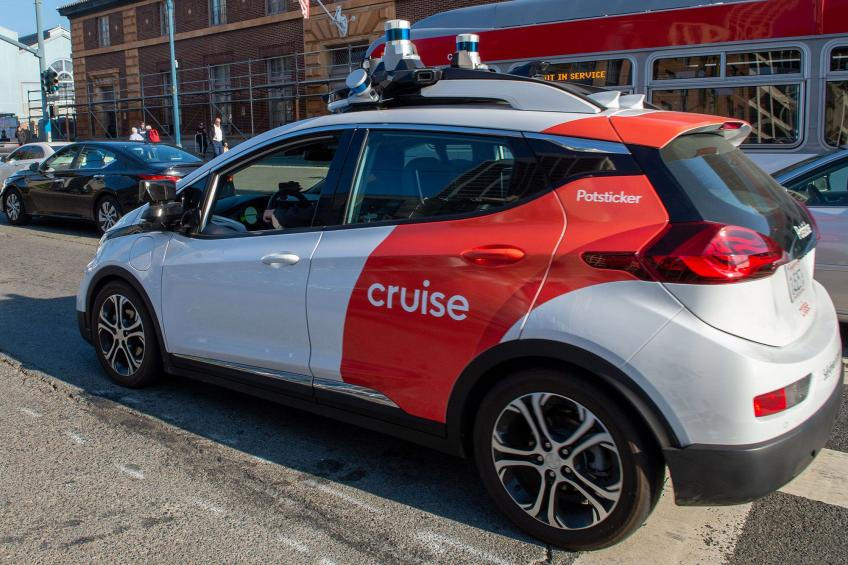 GM, Cruise Team Up With Microsoft For Driverless Car Tech