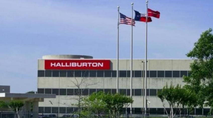 Houston's oil giant Halliburton beats profit estimates, forecasts recovery by Q2, '21