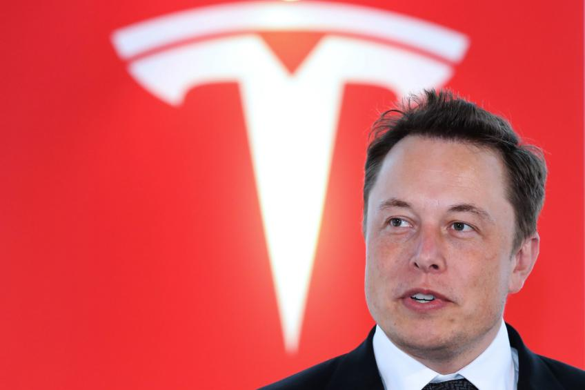 After SEC storm, Tesla and Elon Musk find brace in potential profit