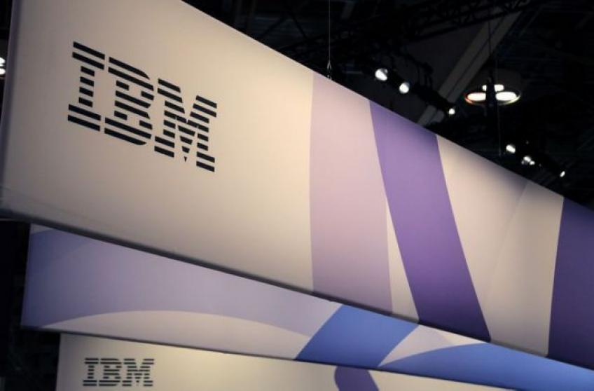 Armonk's IBM's Q4 revenue disappoints as software sales slide, shares plunge over 10%