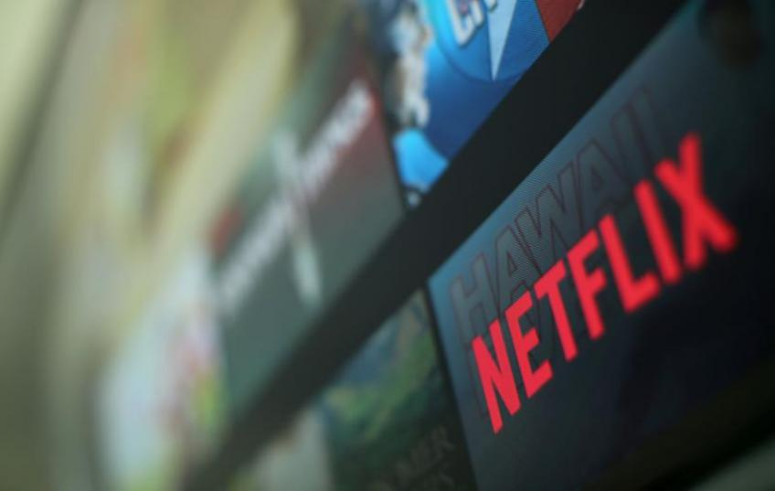 Los Gatos' Netflix Inc forecasts an end to borrowing-spree, shares spacedive