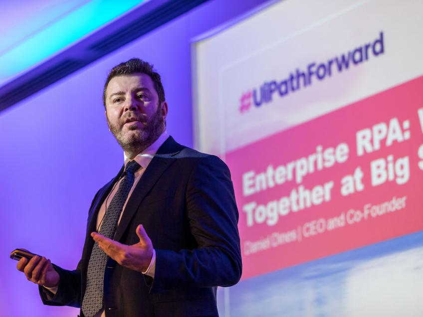 New York automation firm UiPath raises fresh funds at $35bn valuation ahead of IPO