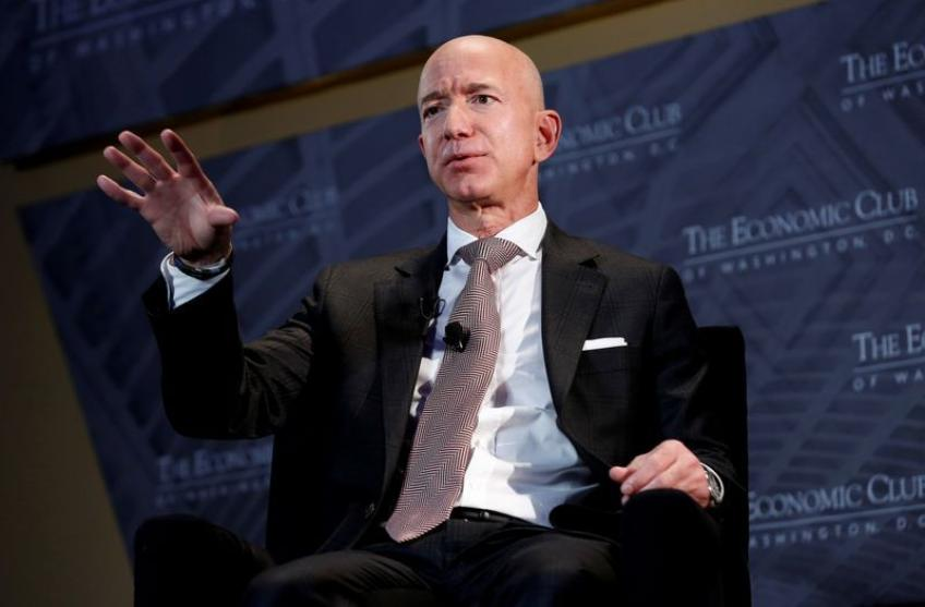 Seattle's Amazon Chief Bezos to handover reins to AWS head Jassy as sales top $100bn