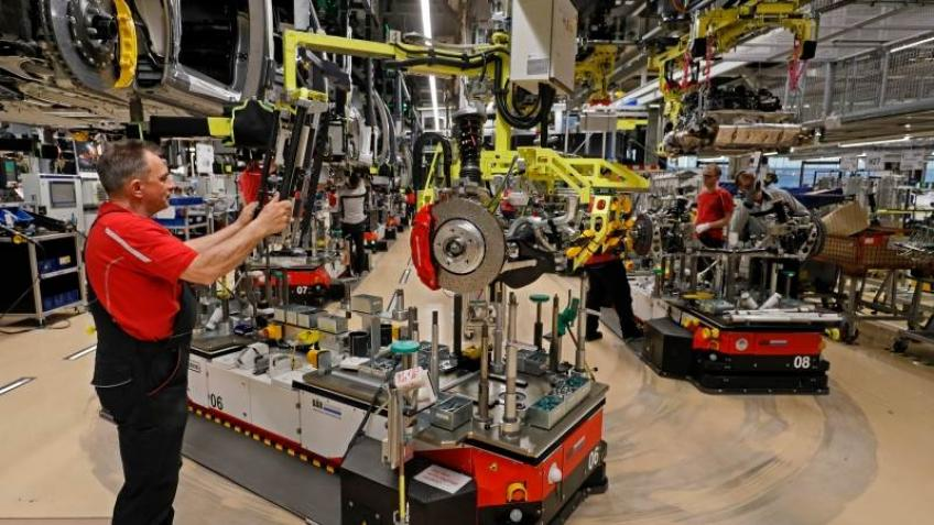 US factory orders beat estimates in December as recovery lurking over the horizon