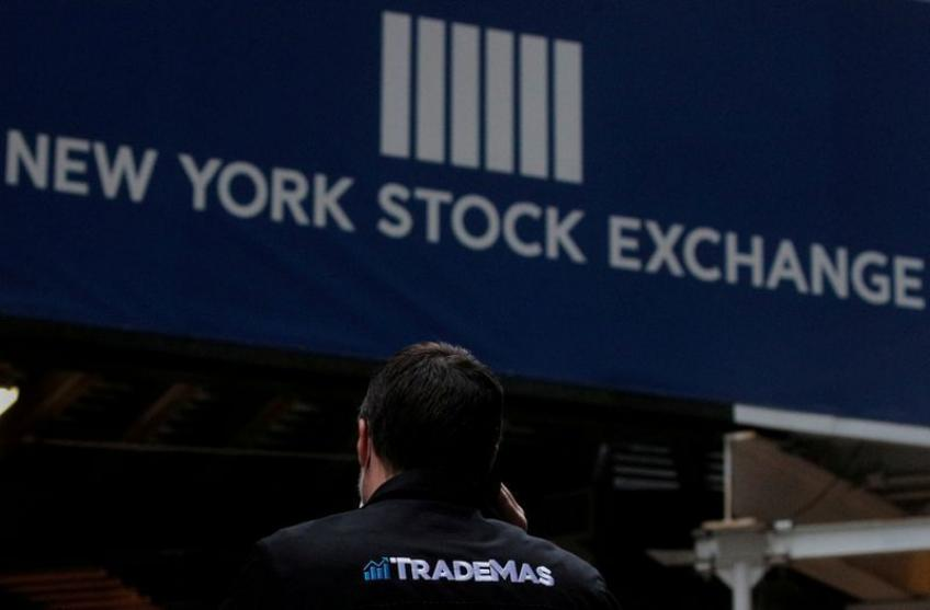 Wall St. ends higher as most global equity indices rise for a ninth straight session