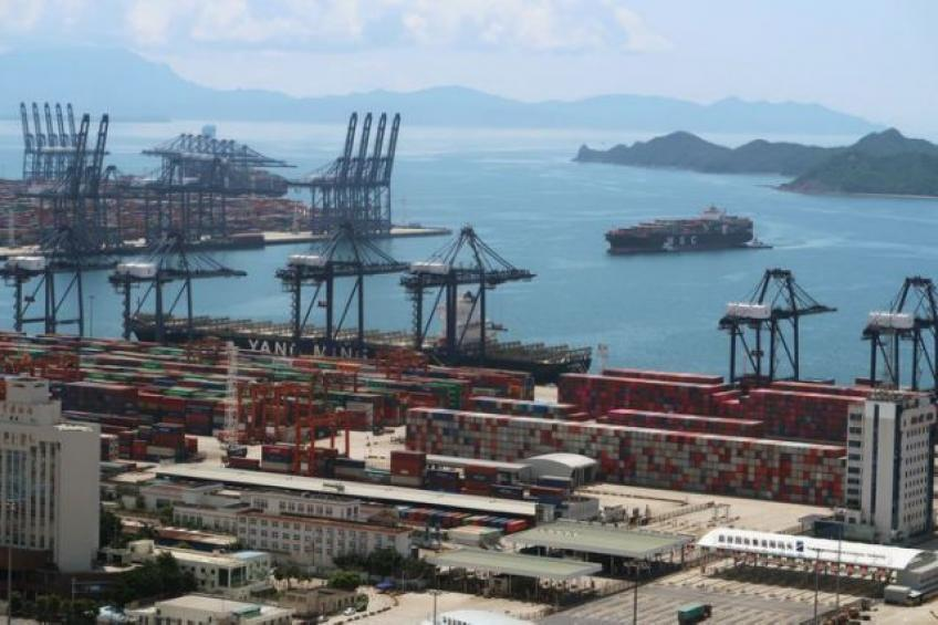 China February exports post record rebound from pandemic-depressed 2020
