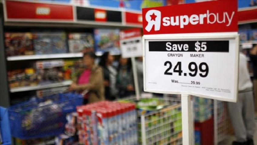 US consumer prices rise in February; inflation remains tepid