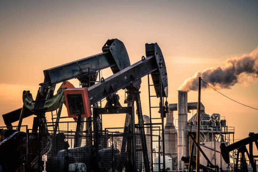 Oil rises 2 per cent, but reports weekly loss as demand frets jitter