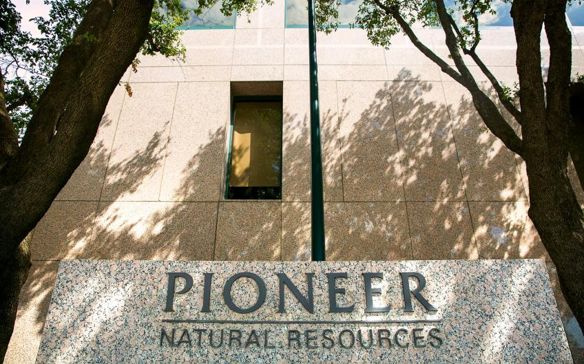 Irving's Pioneer snaps up $6.4bn cash-and-stock buyout deal for rival DoublePoint