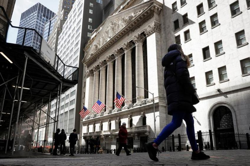 S&P 500 closes at record on tech-boost as US Treasury bond Yields retreat