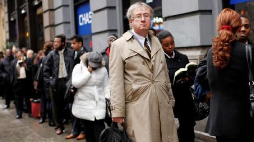 US weekly initial claims rise unexpectedly, but labour market recovery gathers steam