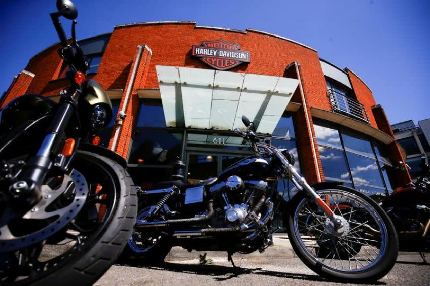 Milwaukee's Harley Davidson heralds recovery road with focus on touring bikes