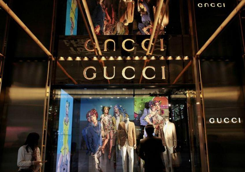 Florence's Gucci joins luxury goods rebound, buoys up Kering sales