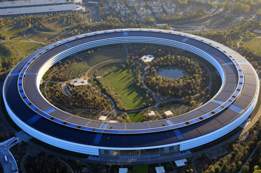 Cupertino's Apple swells US spending by 20% as N. Carolina allows $845.8mn tax refund