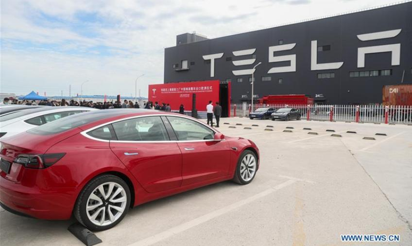 Palo Alto's Tesla steps up engagement with Chinese regulators amid growing scrutiny