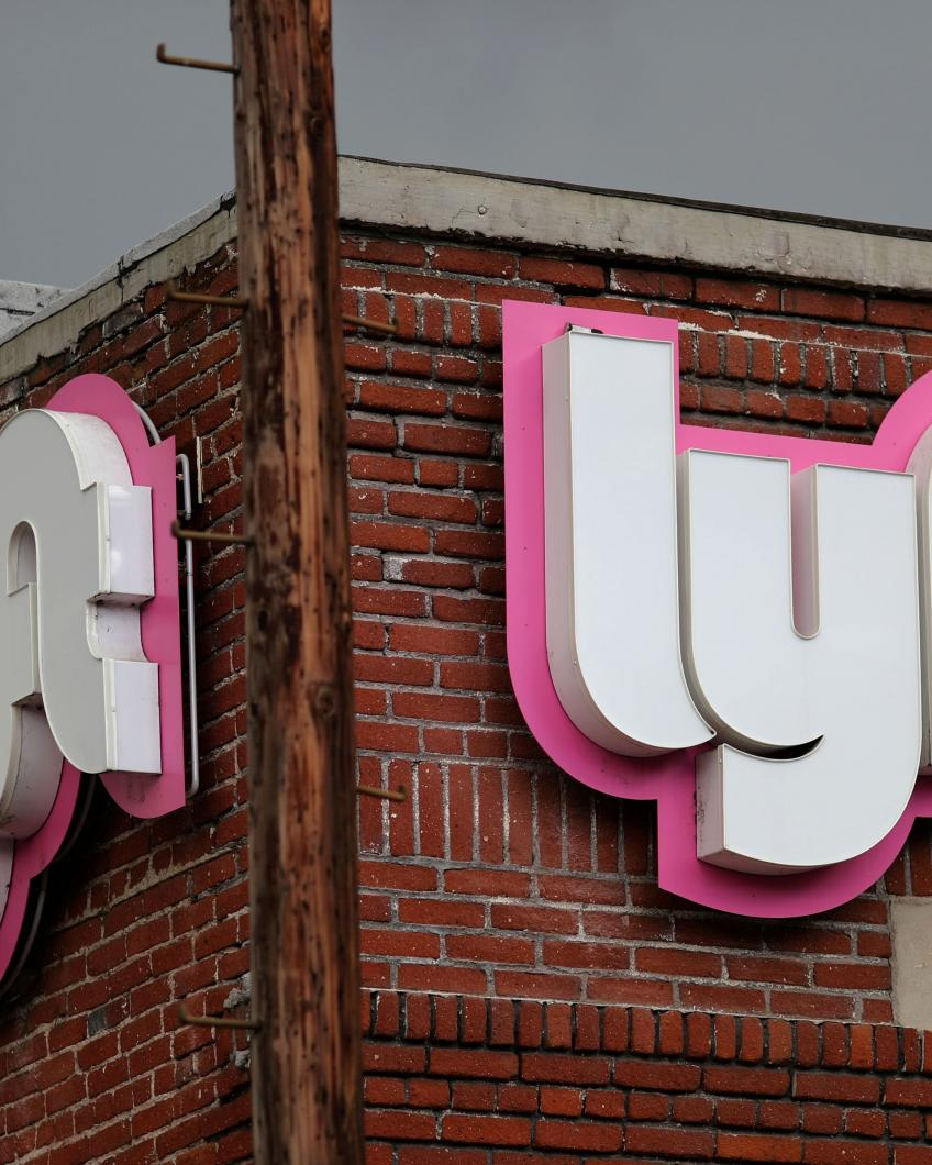 California's Lyft sees sustained profit starting in third quarter on steep cost cuts