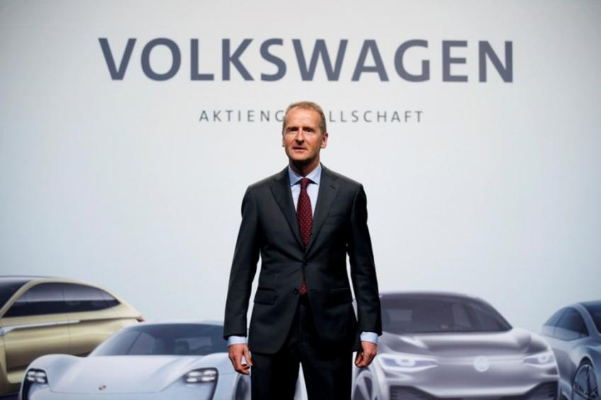 VW to build new electric vehicle in US, set to invest $800 million