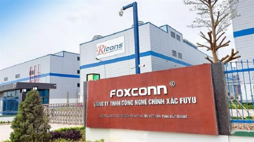 Foxconn sees Q2 surge after first-quarter profit jumps 45% amid work-from-home boom