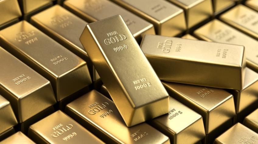 Gold scales 3-1/2-month peak as stocks, bonds subdued; 10-yr Treasury Yields at 1.63%