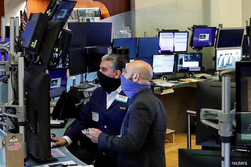 Wall St. rallies, unshaken by inflation surge