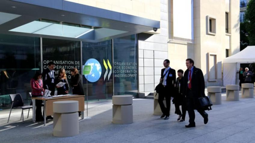 OECD raises global growth forecast as vaccine rollouts, US stimulus revivify outlook