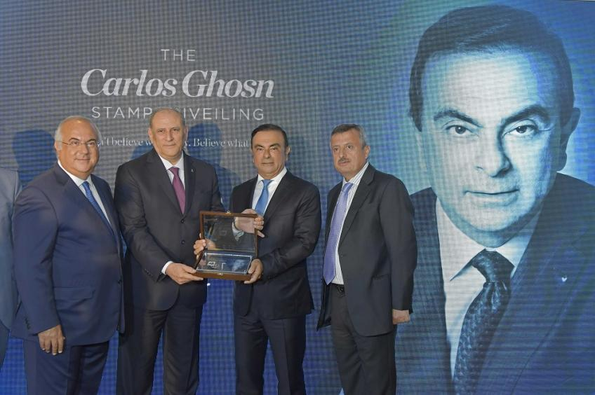 French judges question fugitive former Nissan exec Carlos Ghosn in Beirut