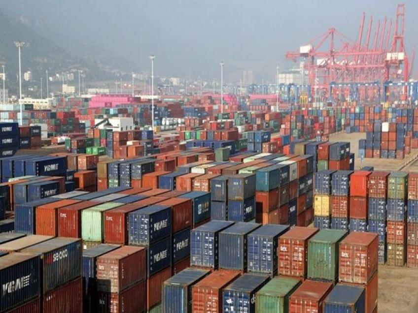 China's imports grow at the fastest pace in decade as materials' prices surge