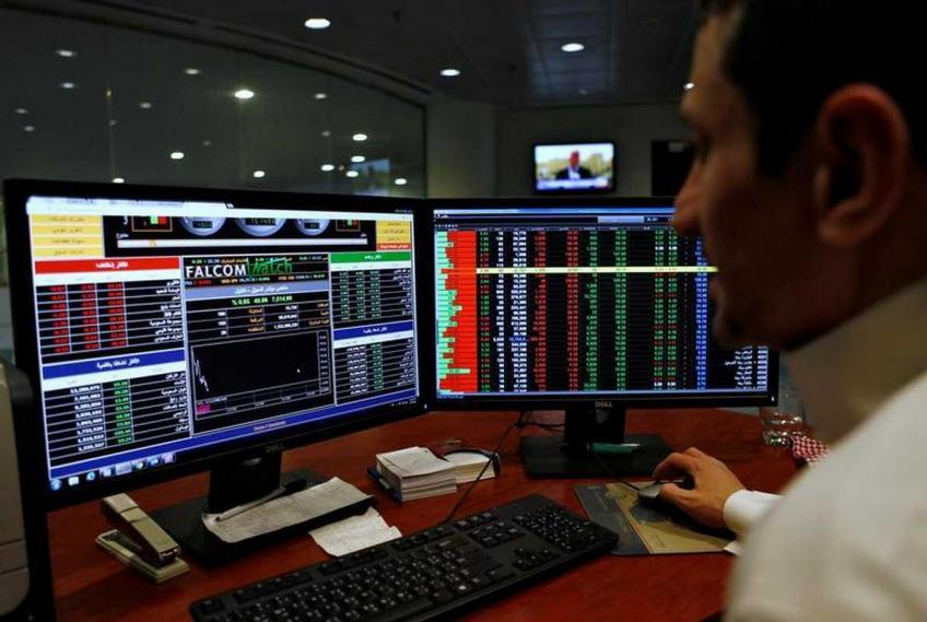 Major Mideast stocks gain as Saudi outperforms on financials' boost; Egypt falls