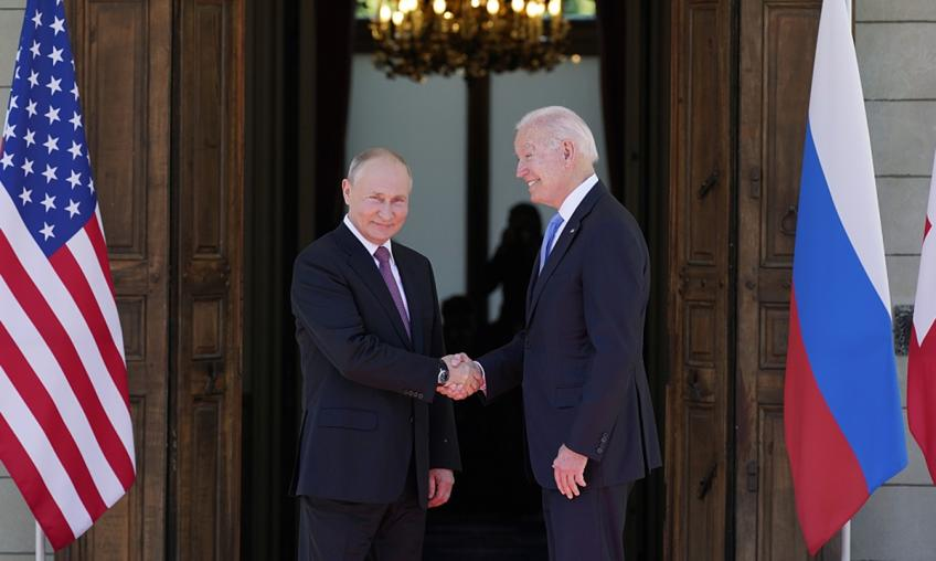 Putin dismisses Biden's concern on cyberattacks as Russ-US relation hinges to new low