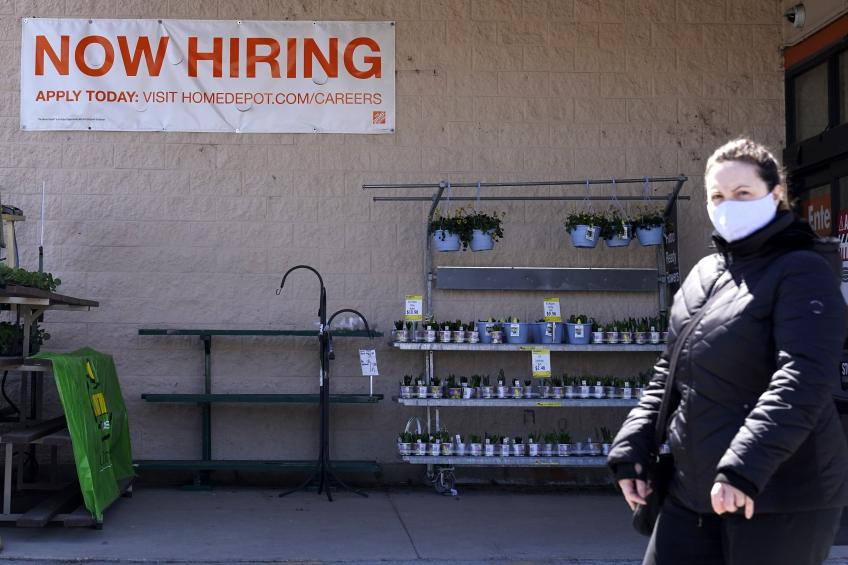 US Job openings edge higher to new record, says JOLTS report
