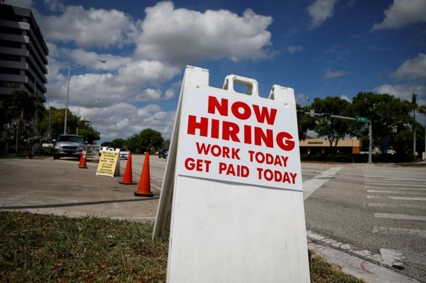 US jobless claims rise marginally amid choppy labour market recovery
