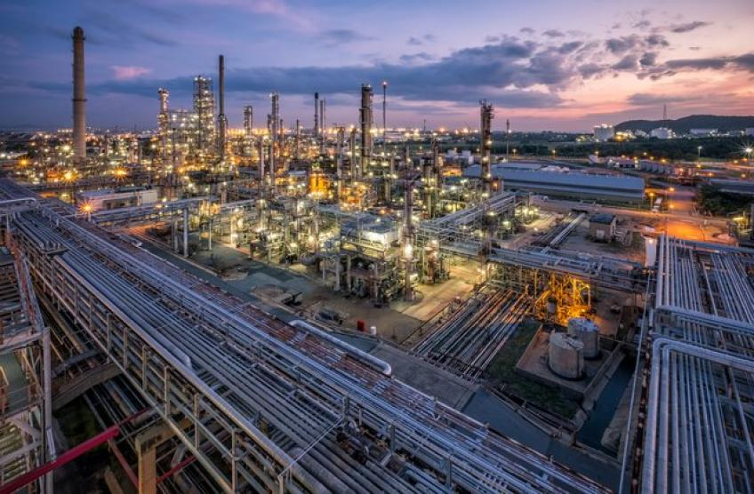 Oil prices gain more than 2 per cent as US inventories decline