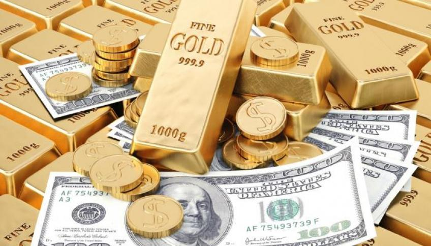 Gold nosedives to over 4-month low on early Fed taper bets