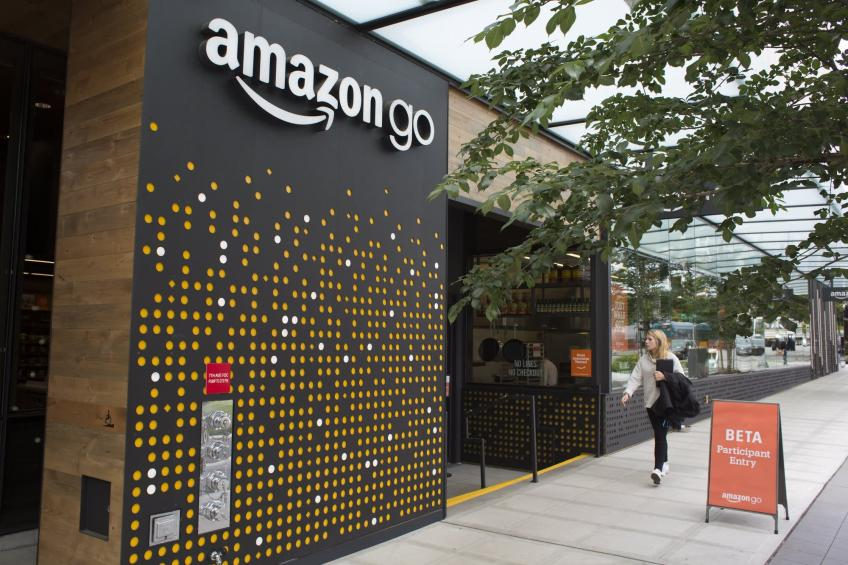 Seattle's Amazon plans to open large physical retail stores in US