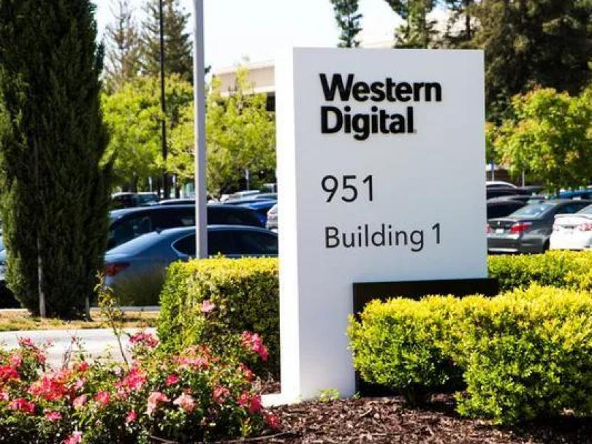 San Jose's Western Digital in all-stock $20bn merger talks with chipmaker Kioxia