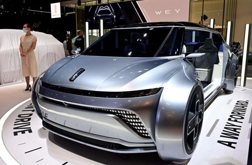 China's Great Wall to launch electric car and hybrid SUV in Europe in 2022