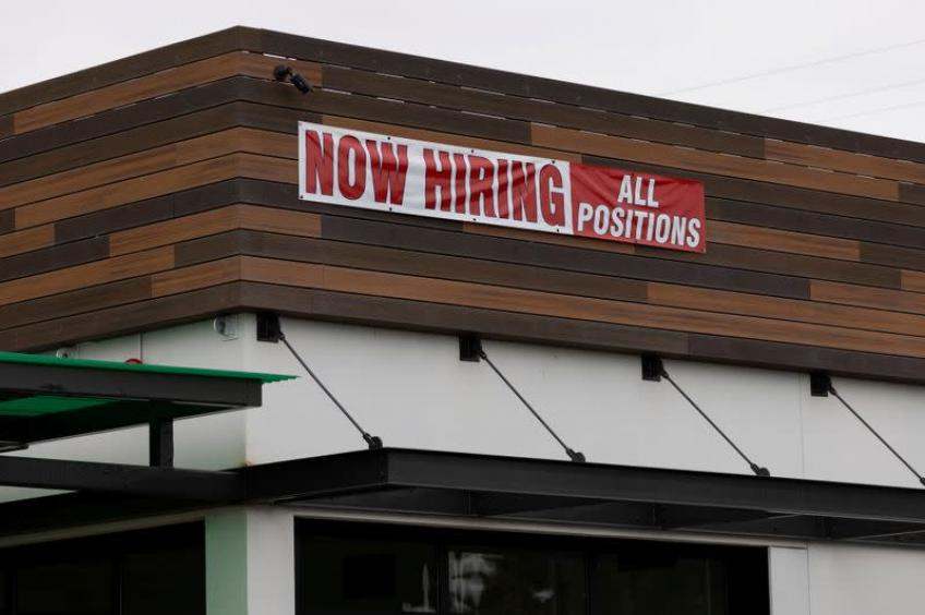 US job openings hit record as employers struggle to find workers