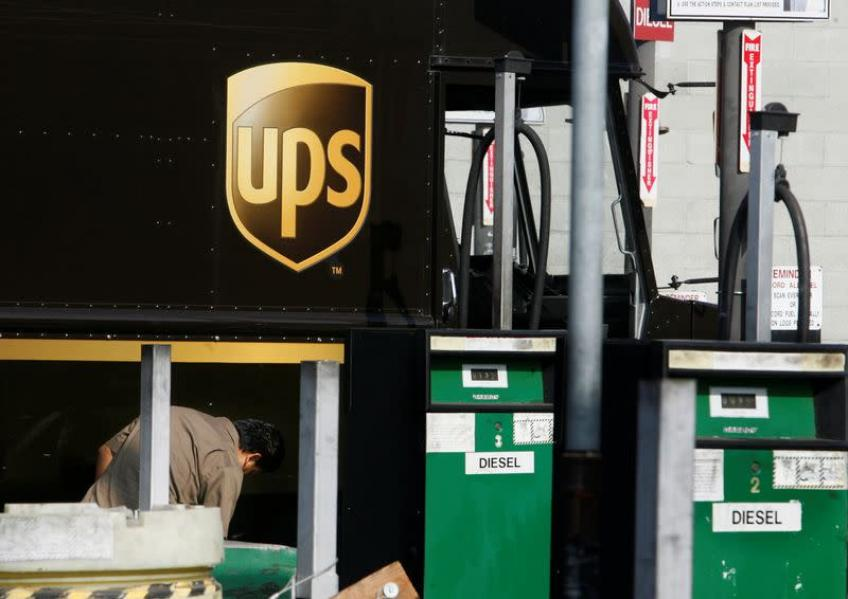 Atlanta's UPS adds gig delivery with Roadie acquisition