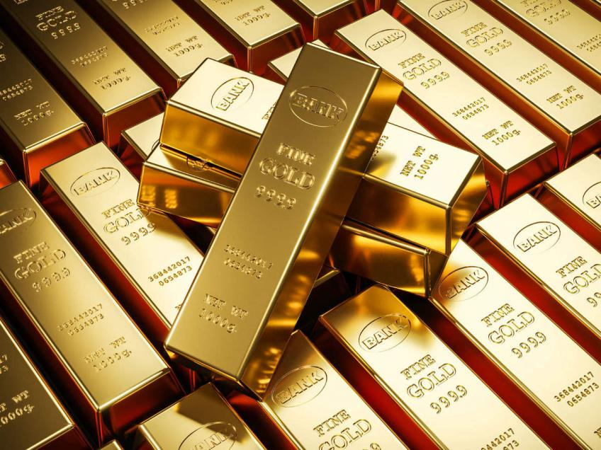 Gold eases as uncertainty mounts on Fed's taper timeline after US PPI hits 11-yr peak