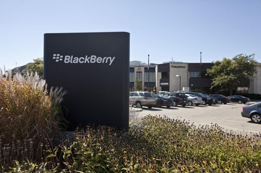 Waterloo's Blackberry beats quarterly revenue expectations on cybersecurity boost
