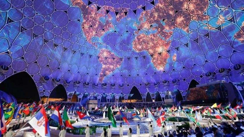 'Expo 2020 Dubai' ushers in with opulent opening ceremony