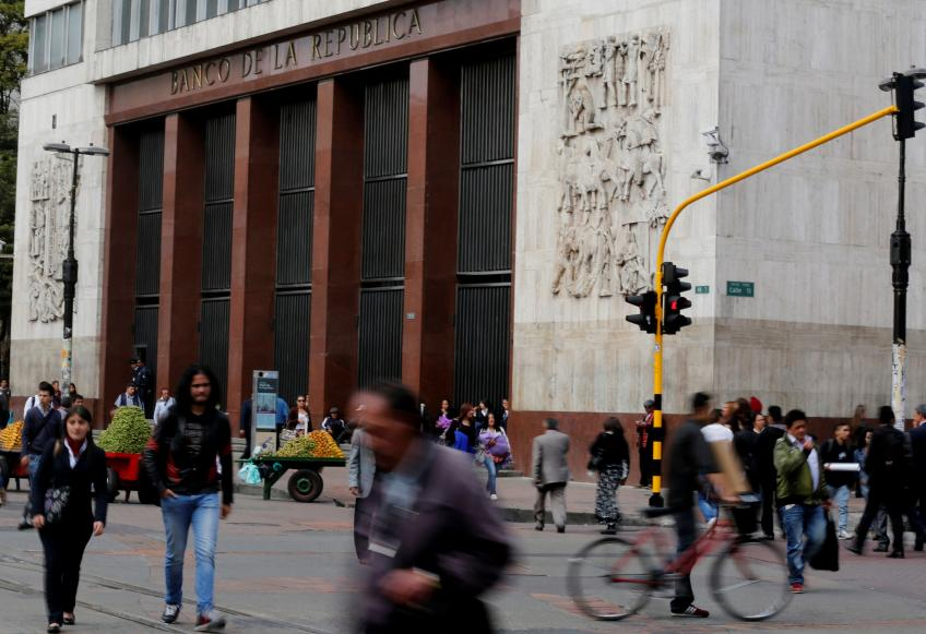 Colombia's Central Bank raises interest rate by 25bps to 2.0 per cent