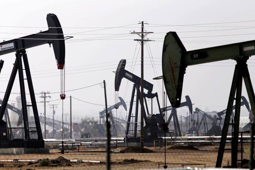 Oil retreats from multi-year highs as US crude stockpiles rise