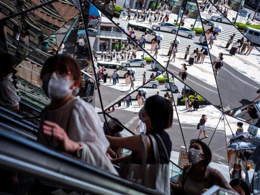 Japan's wholesale inflation hits 13-year peak as corporate profits squeeze