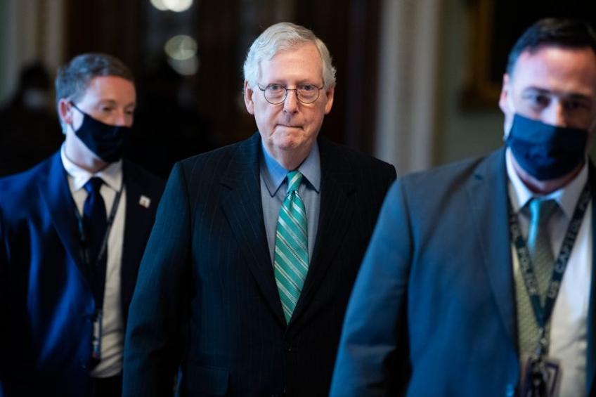 US House passes temporary debt-ceiling fix on tentative party-lined vote