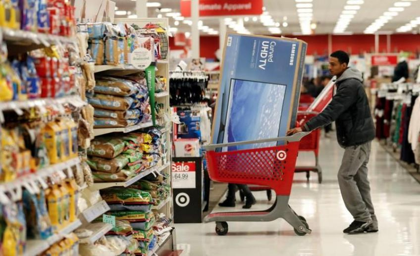US service sector activity at six-month low, shutdown to be blamed